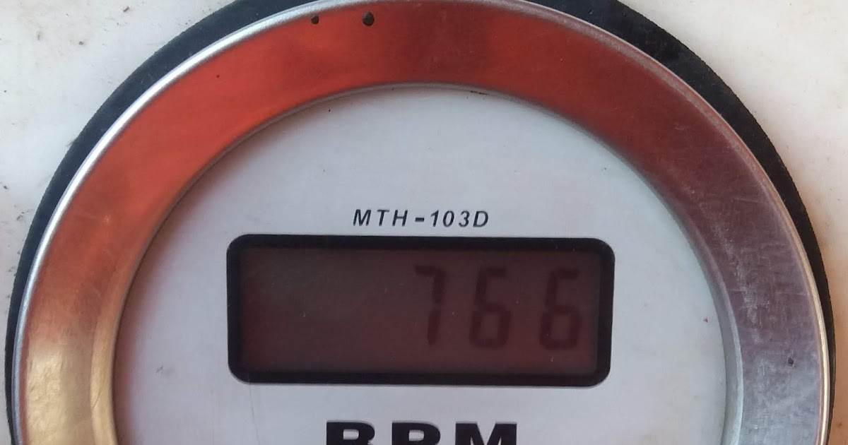 Setting Speed Value (RPM) on DYNALCO MTH-103D Display - Blog