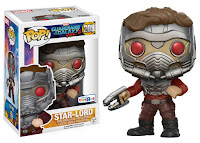 Funko Pop! Star-Lord Toys 'R US