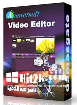 Apowersoft Video Editor Key Full – Chỉnh sửa Video đa chức năng, apowersoft-video-editor-key-full