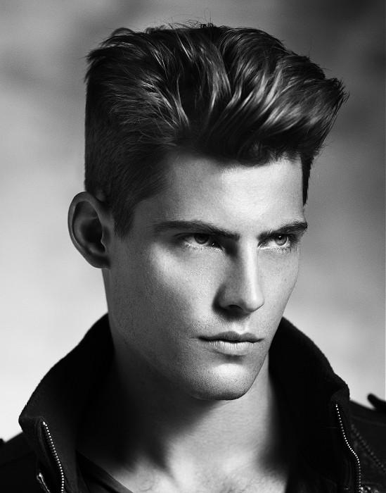 la moda en tu cabello cortes de pelo corto para hombres otoo invierno