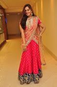 Aswhini latest sizzling half saree pics-thumbnail-1