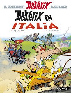 #37 Astérix en Italia