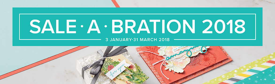 Sale-a-bration 2018