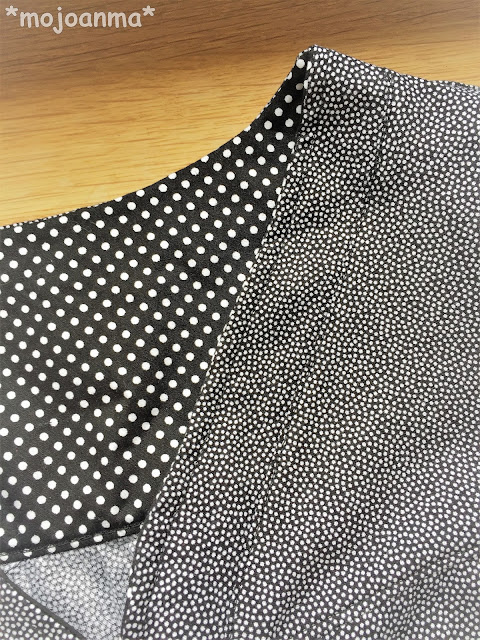 Finas Ideen, Webstoff, Baumwolle , schwarz Weiß, Punkte, Knöpfe