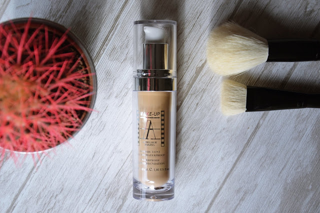 POD LUPĄ: Make-up Atelier Paris | Waterproof Liquid Foundation - PODKŁAD IDEALNY