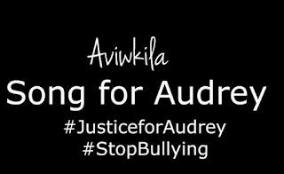 Lirik Lagu Aviwkila - Song For Audrey