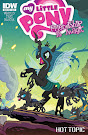 MLP Friendship is Magic #35 Comic Cover Hot Topic Variant