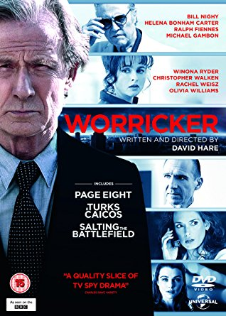 The Worricker Trilogy # 3 Salting the Battlefield (2014) [ซับไทย]
