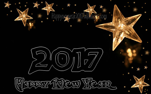 Happy New Year 2017 Sparkling Photos Download For Free