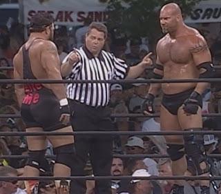 WCW Road Wild 1999 - Rick Steiner vs. Bill Goldberg