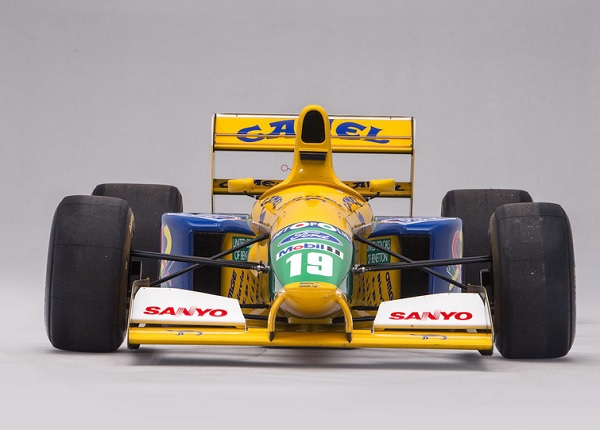Benetton Ford B191