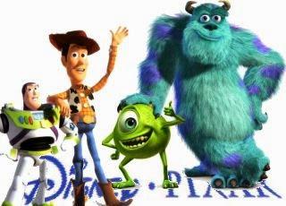 Disney/Pixar logo animatedfilmreviews.filminspector.com