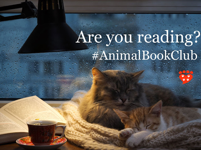 Celebrating two years of the Animal Book Club for people who love books and love animals