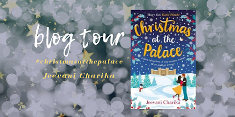 Blog Tour - Christmas at the Palace