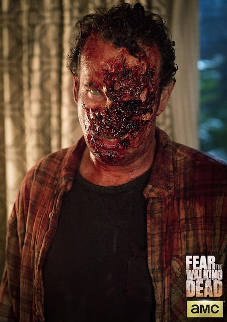 """Novas imagens e poster dos zumbis de """"Fear the Walking Dead"""""""