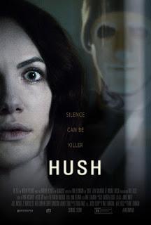 Pôster/capa/cartaz de HUSH: A MORTE OUVE (Hush)