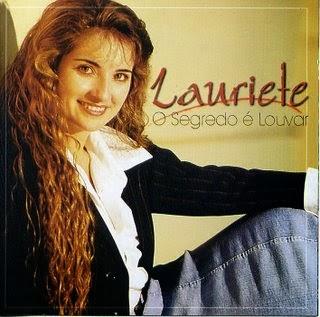 LAURIETE CD 2012 BAIXAR GOSPEL