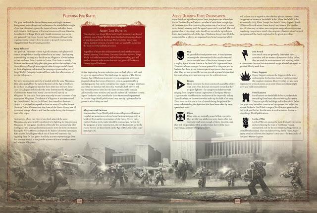 Reglamento de la Herejía de Horus