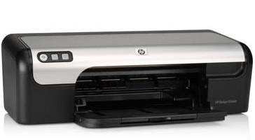 HP Deskjet D2460 Télécharger Pilote