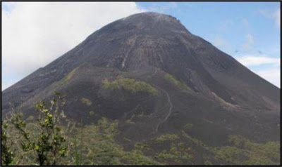 letusan gunungapi soputan