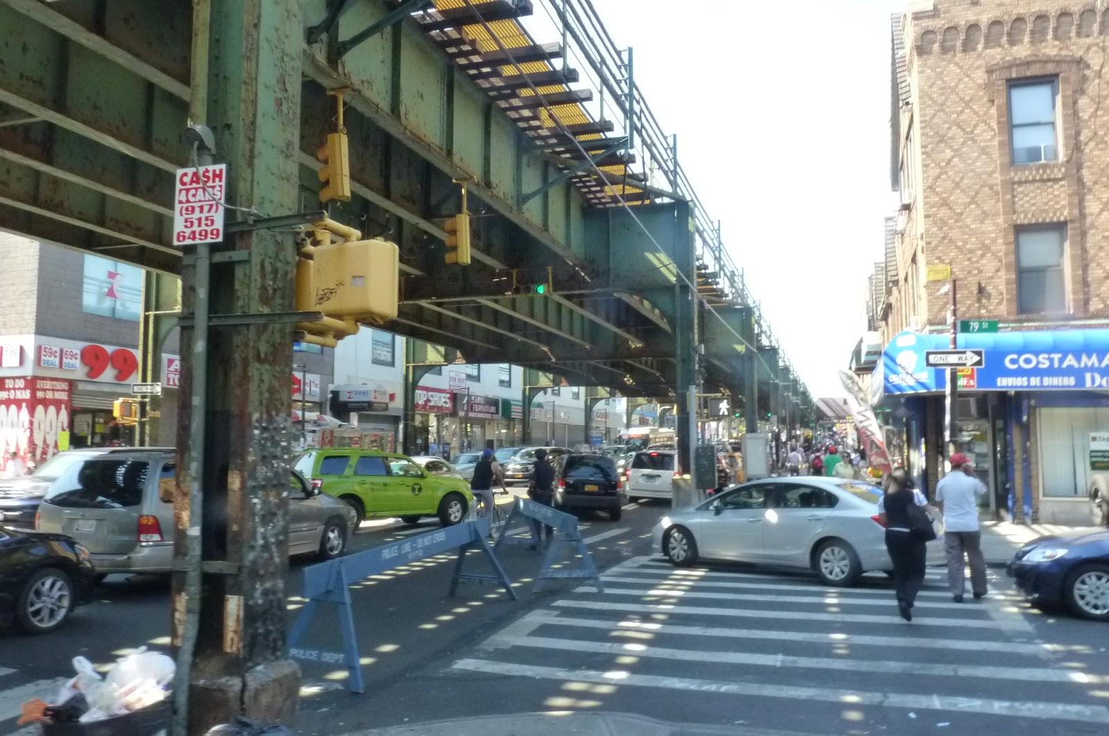 Bitácora de viaje: Bitácora de viaje. Día 3. New York