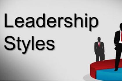 Inilah Tipe dan Gaya Kepemimpinan Menurut Para Ahli Paling Lengkap