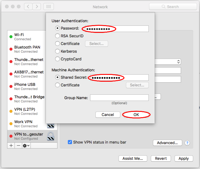 Go Wireless NZ Blog: Setup an L2TP over IPSec VPN for remote access