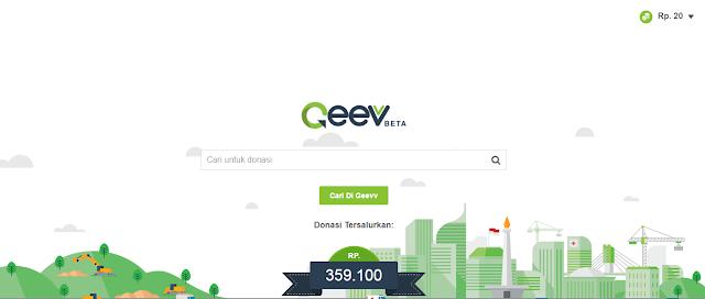 Usai Diklaim FPI untuk Gantikan Google Geevv.com Memberikan Penjelasan