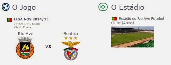 Benfica rio ave live stream