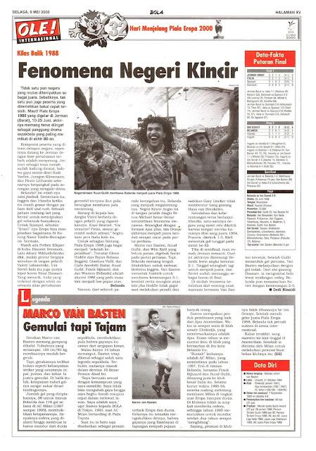 KILAS BALIK 1988 FENOMENA NEGERI KINCIR