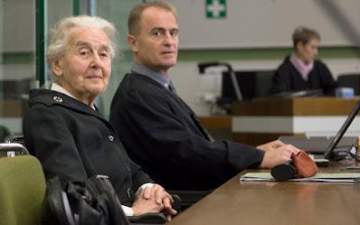 Ursula Haverbeck vovó nazista é condenada