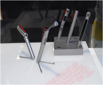 """p-ism (""""pen-style personal networking gadget package"""")"""