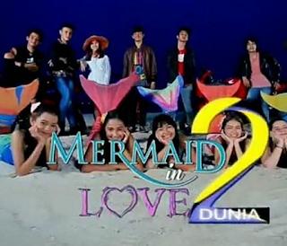 Foto Biodata Pemain Mermaid In Love 2 Dunia SCTV