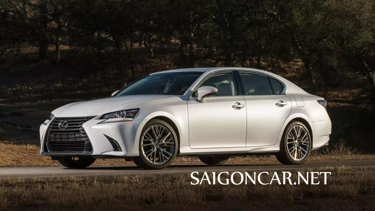 Lexus GS 350 2019 mới