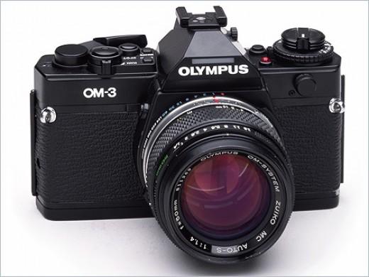 Olympus OM-3 (1984)