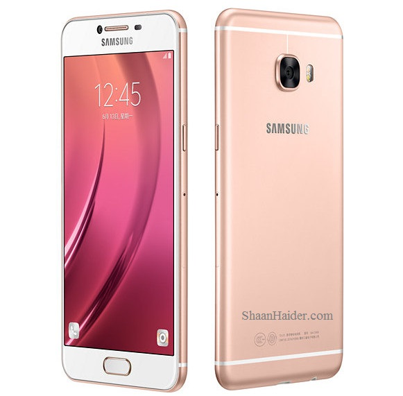 Samsung Galaxy C5 : Full Hardware Specs, Features and Price