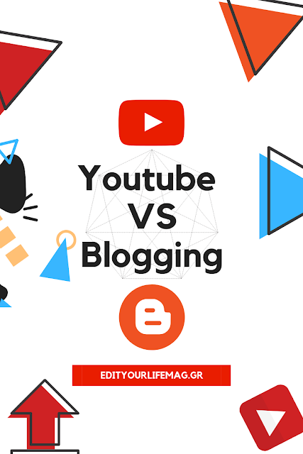 Youtube vs Blogging
