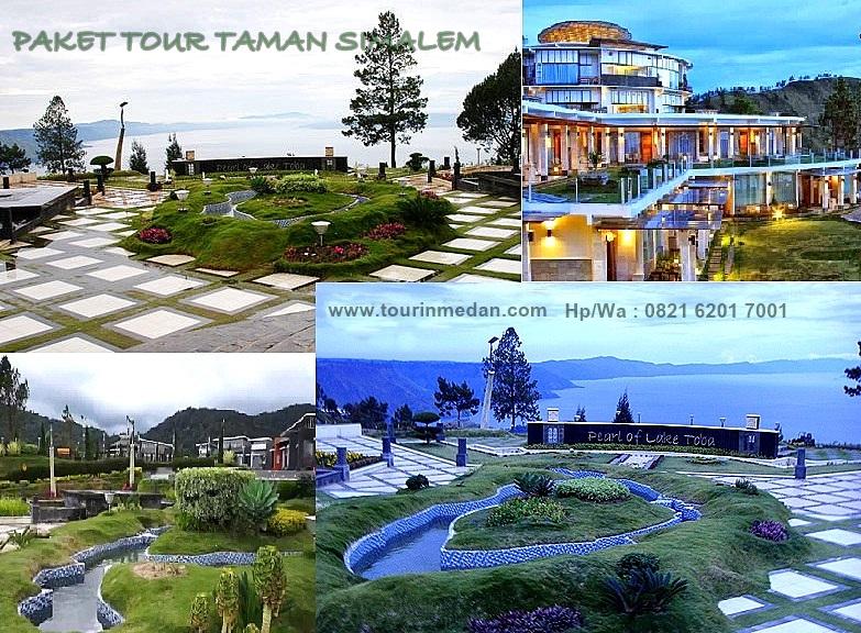 PAKET TOUR MEDAN-TAMAN SIMALEM-DANAU TOBA 4H/3M,