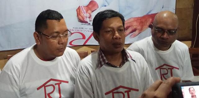 Relawan Rumah Jokowi: Kalau Diseruduk Kita Lawan