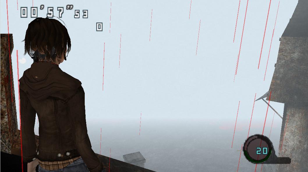 Lluvia de sangre para el Pueblo (r400) en The Mercenaries 1game1_0_0_