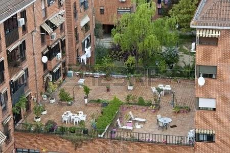 Administración De Fincas Figueruelo Terrazas O Patios Que