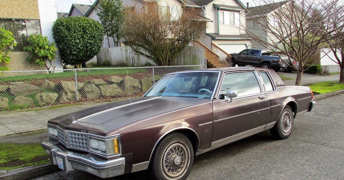 Seattle's Classics: 1985 Oldsmobile Delta 88 Royale ...1980 Oldsmobile Delta 88 Royale Brougham