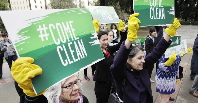 Tell the Cleaning Industry to #ComeClean