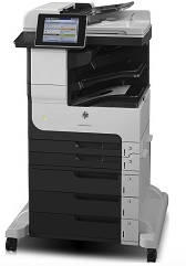 HP LaserJet Enterprise 700-M725z