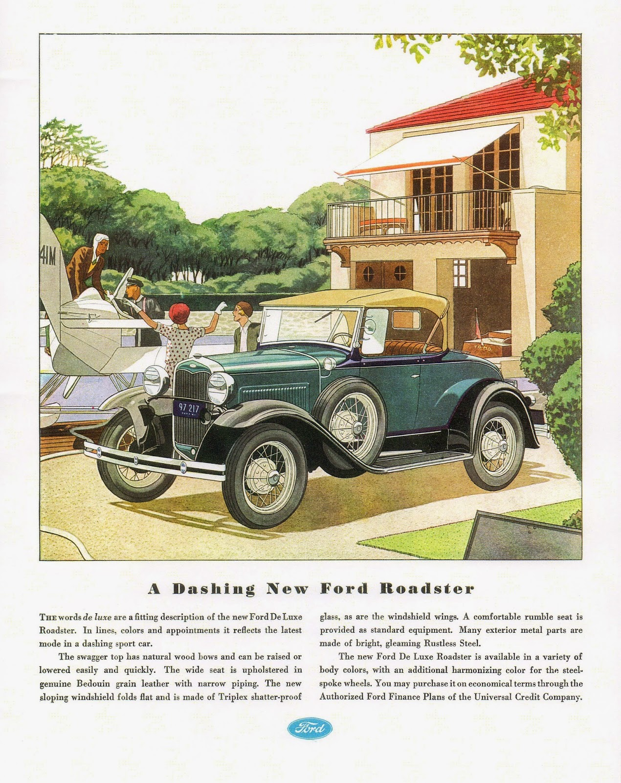 James Ford Of Williamson >> Car Style Critic James W Williamson S Charming Ford Model
