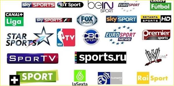 165 Sport IPTV Channels M3U Playlist URL 2021 (6 May)