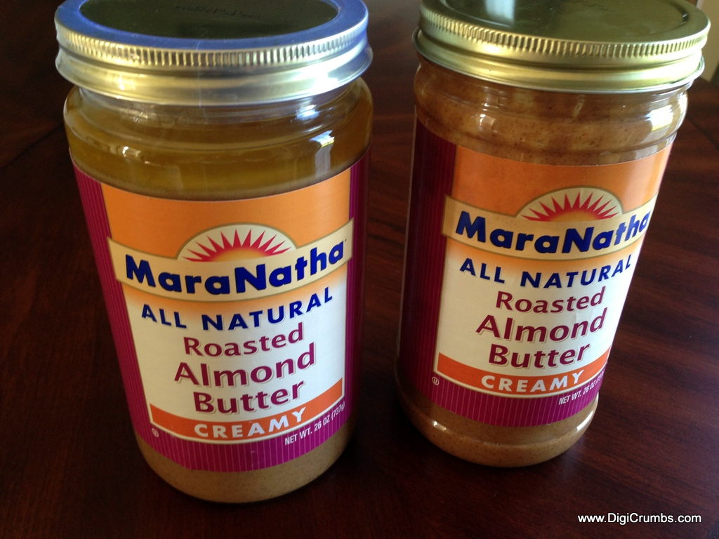 DigiCrumbs: Almond Butter now available at Costco in glass jar!