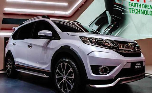 Review Mobil Honda BR-V Prestige
