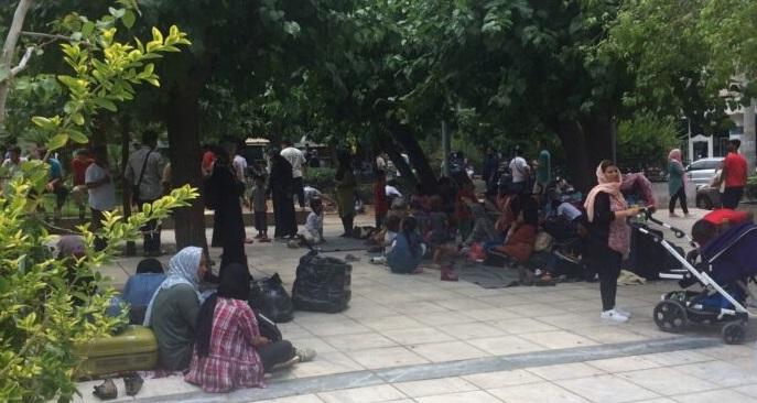 Αθήνα: Κινητοποίηση των κατοίκων – Διαμαρτυρία- «Ζούμε σε γκέτο, Ισλαμικές γειτονιές δεν μπορεί να συνεχιστεί!»