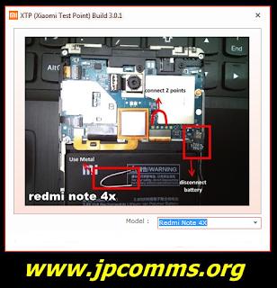 Xiaomi Test Point